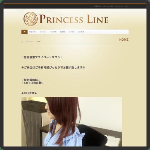 プリンセスラインのイメージ画像
